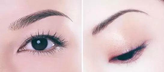 完美眉形的设计  1、眉毛内侧边缘一定要和鼻尖外侧边缘垂直对齐。 2、眉毛弓形最高点在鼻尖外侧到瞳孔外侧之间的对角线。 3、眉毛的最佳长度以图2中的那条线为标准,再拉一条线到外眼角,组成的斜角线就是自己完美眉形的长度 4、你的眉毛内侧边缘一定要和鼻尖外侧边缘垂直对齐。 纹眉颜色的选择  不同脸型适合的眉型   四款主流眉形  以上四款眉形是目前比较通用的 很多明星都会选择 本公举凭借着火眼金睛顺手一扒   杨幂平直眉  倪妮上挑眉  张柏芝柳叶眉  汤唯拱形眉 很多无眉星人表示看到广告都心动不已 正常广告